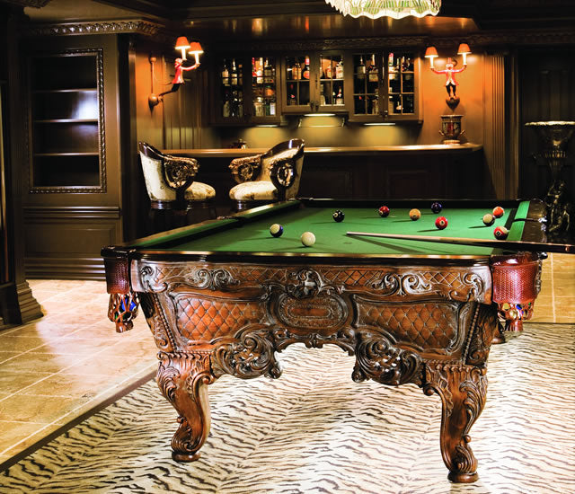 Rumson Billiards Table