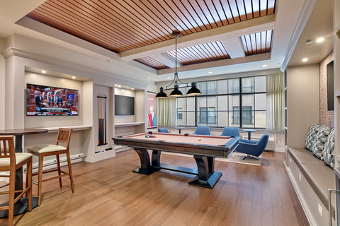 Philadelphia Commercial Pool Tables