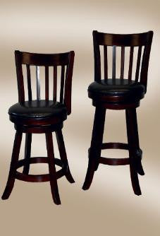 "Lattice Back Stool 30"" - Stools & Chairs"