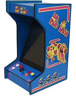 Pacman Table Game >> Ms Pac Man Table Top 60 Arcade Game