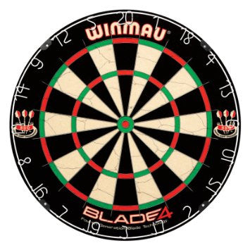 Blade 4 Dartboard by Winmau - Darts