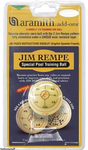 Aramith Jim Rempe Training Ball - Accessory - 1