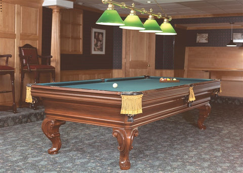 Blue Bell Billiards Table - Pool Table