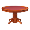 Corsica Poker Dining Table w/ Bumper Pool