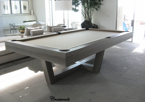 Crossroads Pool Table