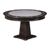 Dynasty Poker Dining Table w/ Bumper Pool