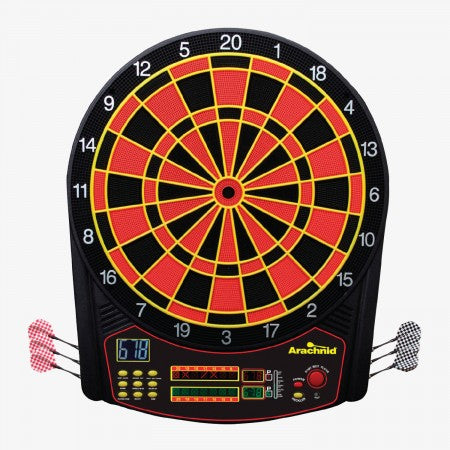 Arachnid Cricket Pro 450 Electronic Dart Board