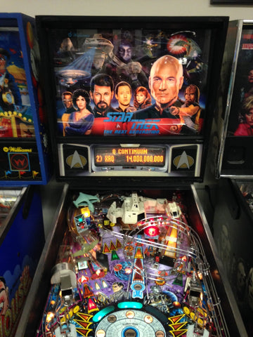 Star Trek Pinball - Pinball Machine - 1