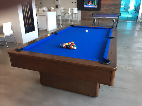 Olhausen Pool Tables Modern Collection Maxim - Monarch pool table