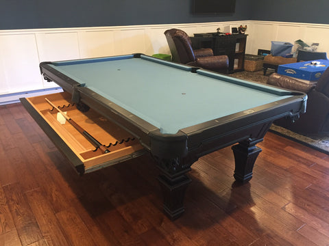 Olhausen Pool Tables Portland Collection Hampton - Olhausen hampton pool table