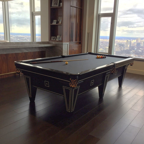 Custom Sloan Pool Table