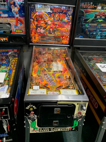 Party Zone Pinball