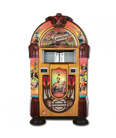 Harley Davidson American Beauties Jukebox by ROCK-OLA -
