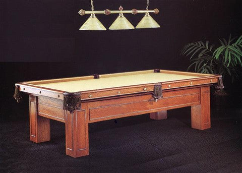 Madison Circa 1910 - Pool Table