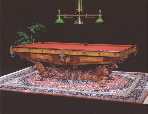 Monarch Circa 1845 - Pool Table