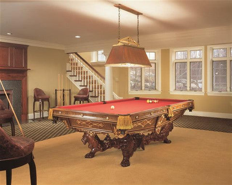 New Hope Circa 1845 - Pool Table