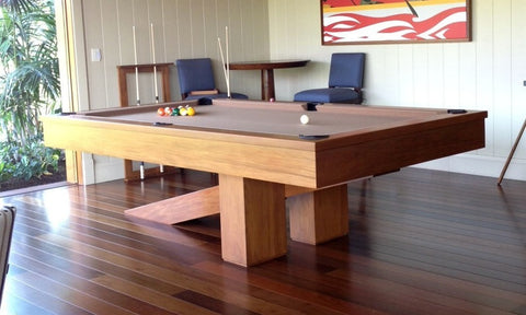 Out on a Limb Pool Table - Pool Table