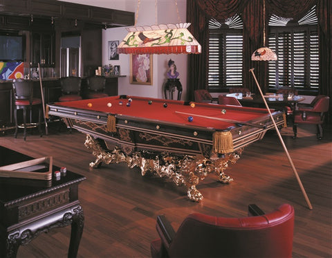 Paradise Billiards Table - Pool Table