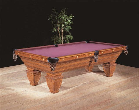Pendennis Circa 1870 - Pool Table