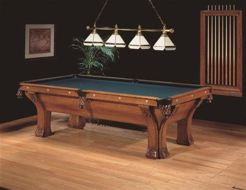 Phystler Circa 1890 - Pool Table