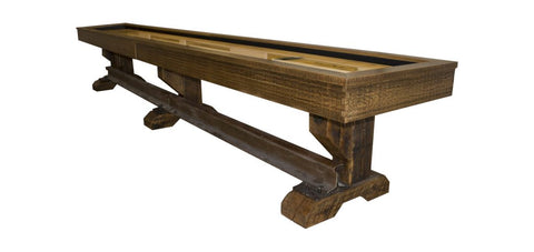 Railyard Shuffleboard Table