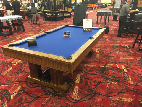 Railyard Pool Table - NEW MODEL