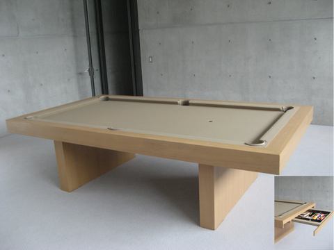 Slimline Pool Table - Pool Table