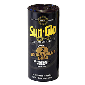 Sun-Glo Speed 2 Tournament Gold Wax - Accessory