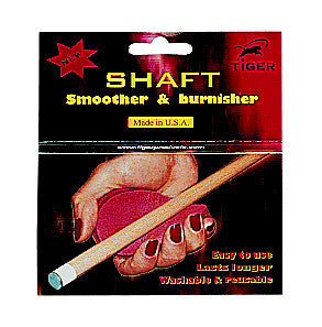 Tiger Shaft Smoother and Burnisher - Accessory