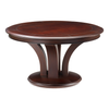 Treviso Round Poker Dining Table