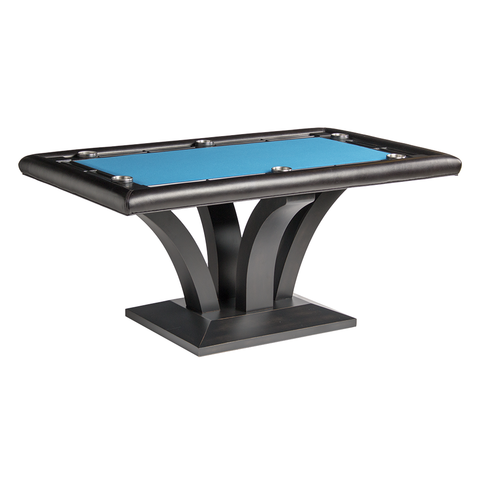 Treviso Rectangular Poker Dining Table