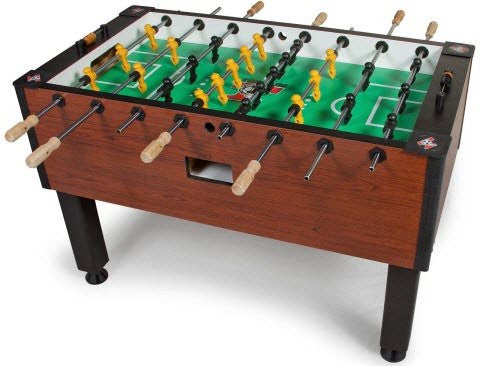 Tornado Elite Foosball Table - Foosball Table - 1