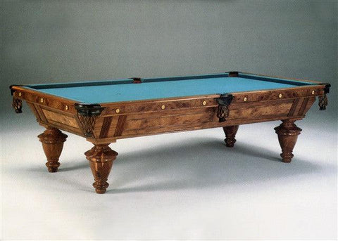 Union League Circa 1850 - Pool Table
