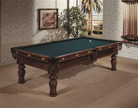 Victoria Circa 1880 - Pool Table