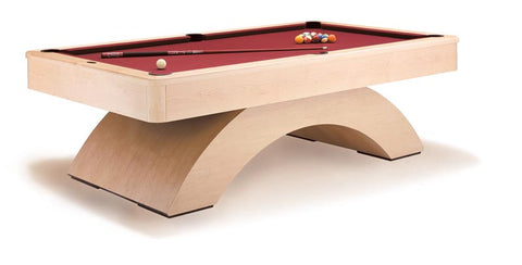 Waterfall Pool Table - Pool Table - 1