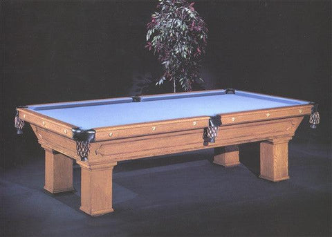 Wellington Circa 1898 - Pool Table