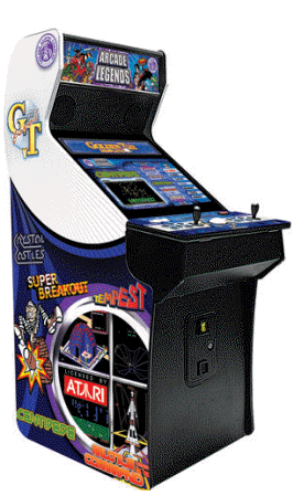 Arcade Legends 3 Stand Up Game - game