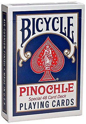 Bicycle Pinochle Playing Cards - Accessory