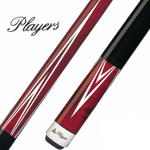 Players C-801 Cue