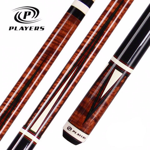 Players C-811 Cue