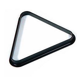 8-Ball Plastic Triangle - Ball Rack