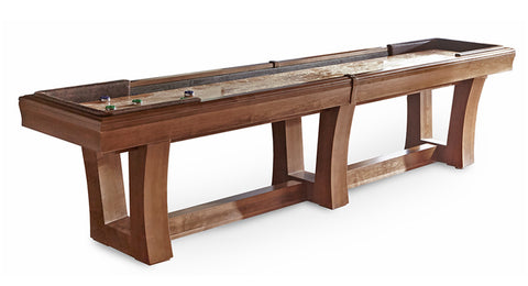 City Shuffleboard Table