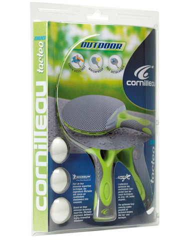 Cornilleau Tacteo Outdoor Ping Pong Paddle Set of 2 - Accessory - 1