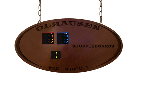 Olhausen Hanging Electronic Scoring Unit