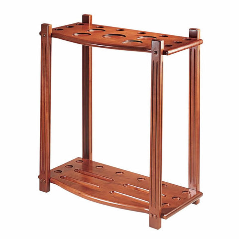 10 Cue Heavy Duty Floor Rack