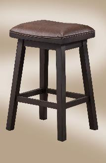 "Lexington 30"" Saddle Stool - Stools & Chairs"