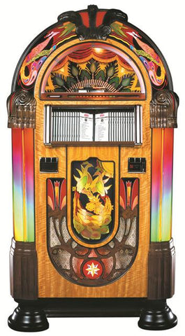 Peacock Jukebox by ROCK-OLA -
