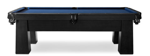 Carnegie Pool Table w/ Accessory Drawer