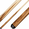 Players Exotic Zebra Wood Sneaky Pete E-5100 Cue