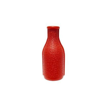 Red Plastic Shaker Bottle - Accessory